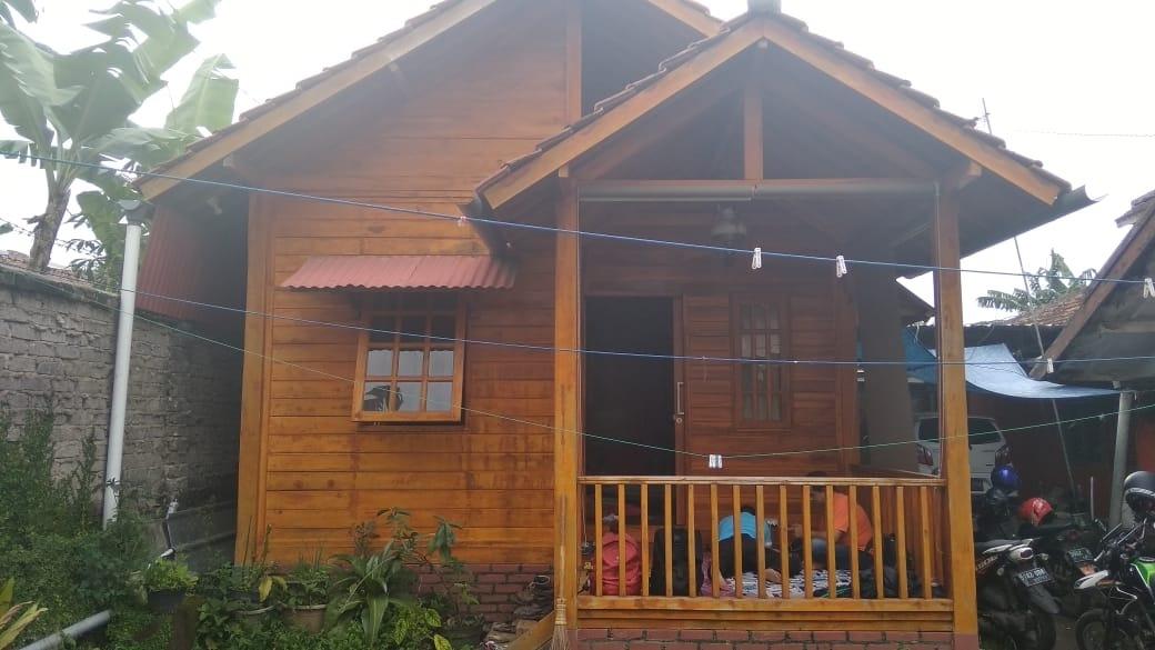 730+ Gambar Rumah Kayu Tampak Depan Gratis Terbaru